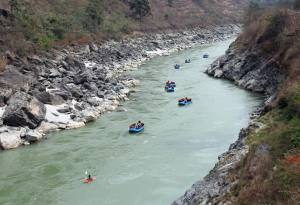 Life Time Experience in Trishuli River