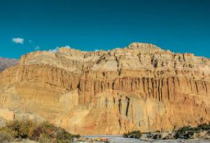 Upper Mustang Trekking Permit and Fee for 2021/22