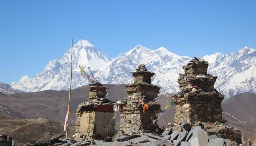 Biking Annapurna Circuit-14 days