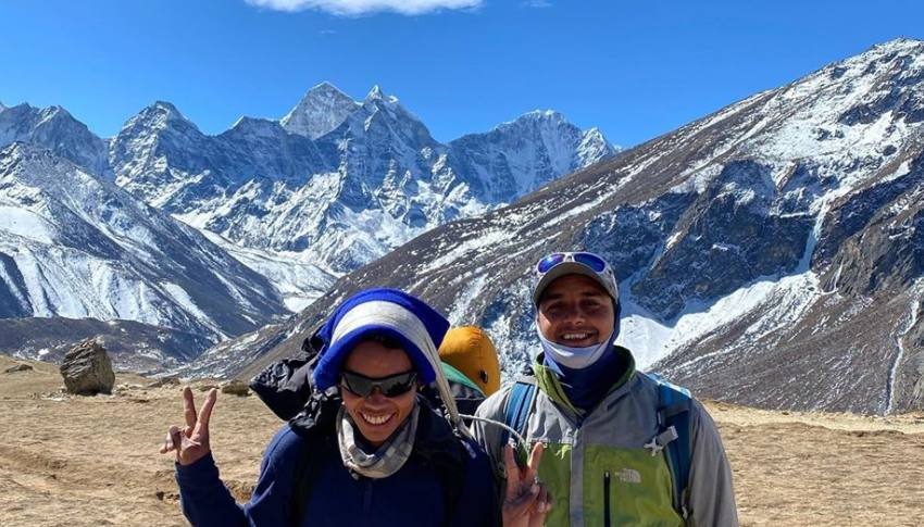 Everest Base Camp to Kalapatthar Trek