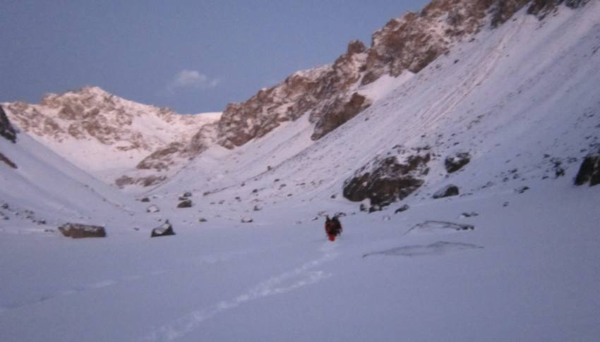 The Great Himalayan Trail 155 days