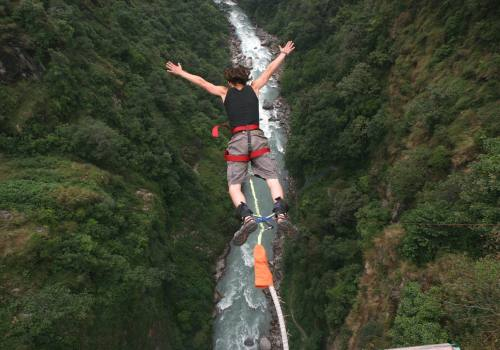 Bungee jumping Adventure Tour