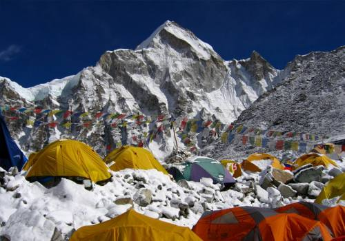 Everest Base Camp Trek 16 Nights 17 Days