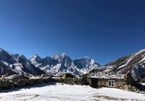 Gokyo Trek and Lhasa Tour