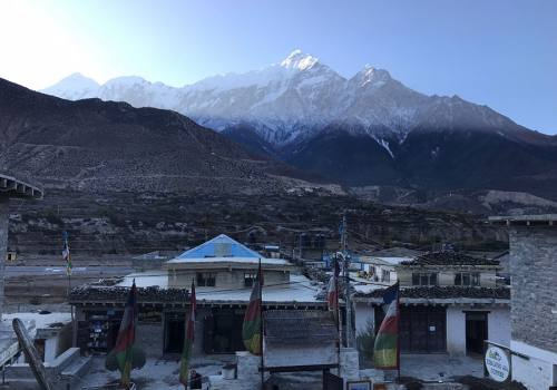 Jomsom Cultural Trek 08 Nights 09 Days
