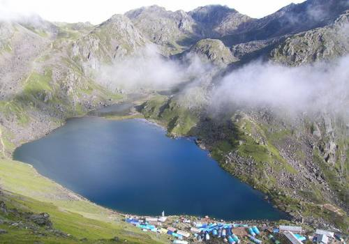 Langtang Gosaikunda Trek 13 Nights 14 Days