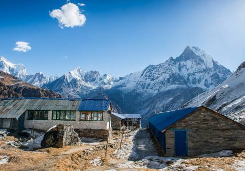 Magical Annapurna Trek 10 Nights 11 Days