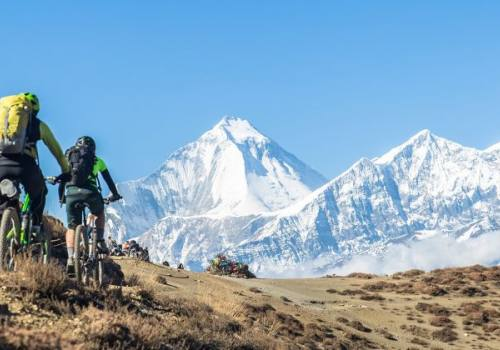 Mountain Biking Annapurna Circuit-14 days