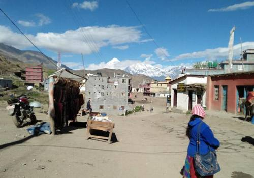 Muktinath Tour from Gorakhpur
