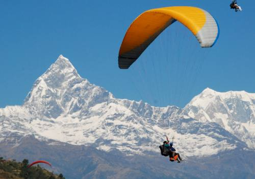 Paragliding Adventure Tour