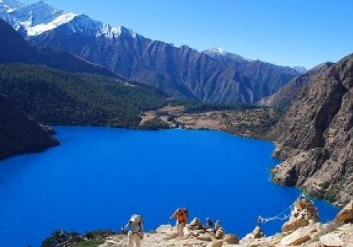 Phoksundo Lake Tour